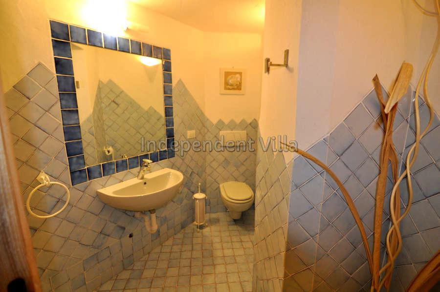 32 Le ville del Pevero Lux bathroom