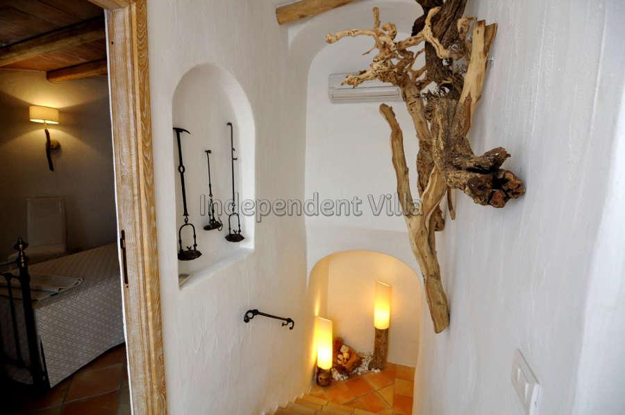 40 Le ville del Pevero Lux small villa