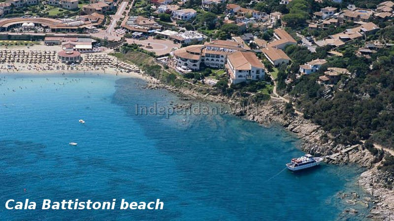 40 cala battistoni
