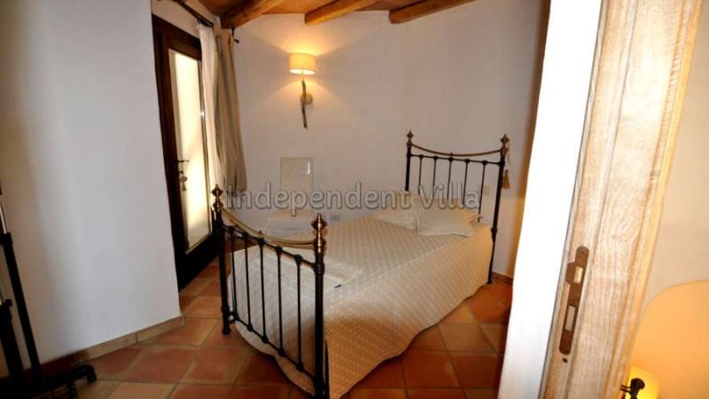 50 Le ville del Pevero Lux small villa bedroom