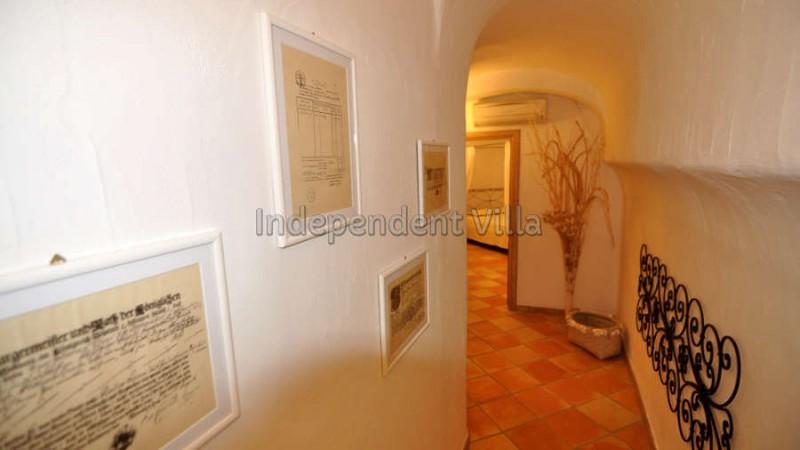 55 Le ville del Pevero Lux small villa bedroom