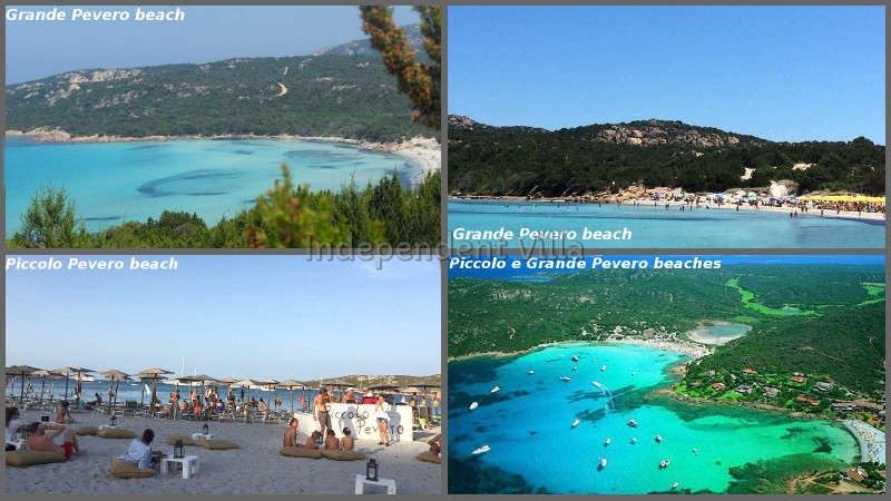 60 Pevero beach