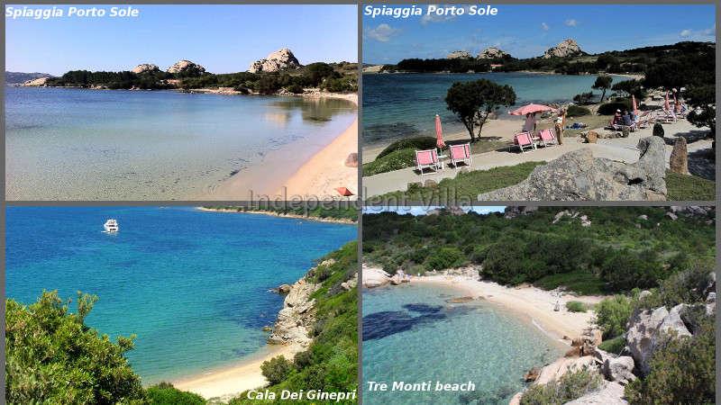 Porto Sole-tre monti-cale dei ginepri Baja Sardinia