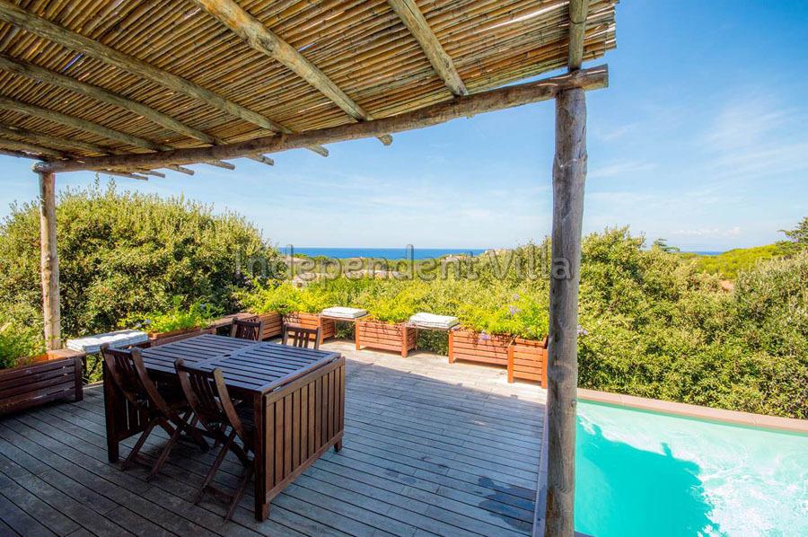 Villa in affitto a portobello di gallura sardegna vicina - Gloria vendita piscine ...