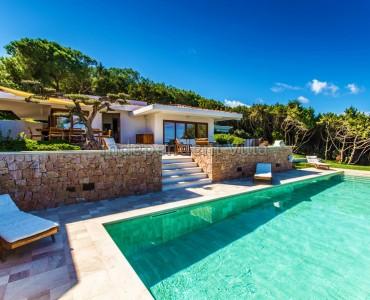 Ville in affitto in sardegna con piscina in costa smeralda - Ville in affitto al mare con piscina ...