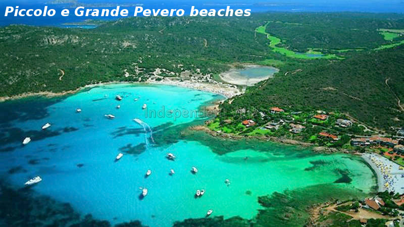 Villa Claudia Lux Piccolo and Grande Pevero beaches