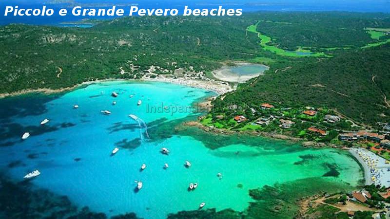 Villa Sofia Lux Piccolo and Grande Pevero beaches