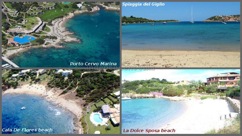 Villa Claudia Lux  Porto Cervo Marina
