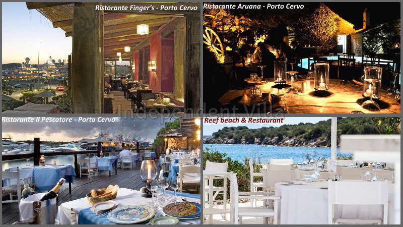 Villa Maria Rosa LuxRestaurants