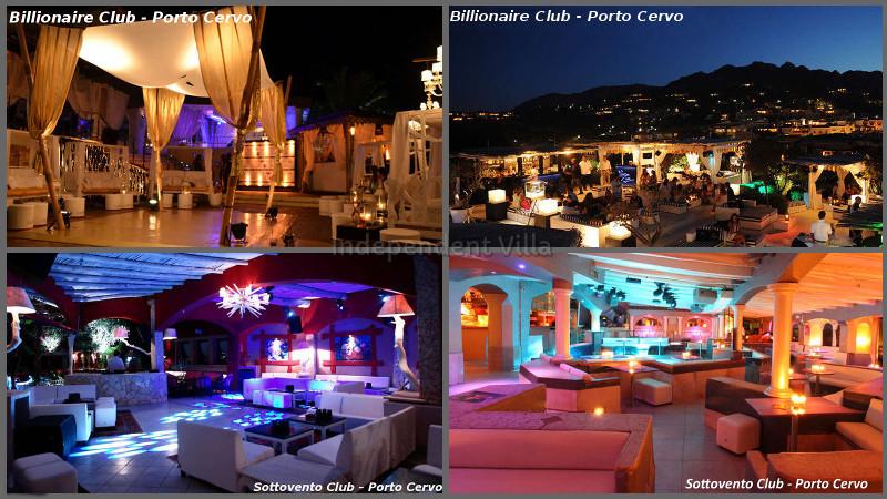 Villa Sofia Lux  Clubs