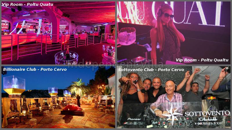 Villa Maria Rosa Lux  Clubs