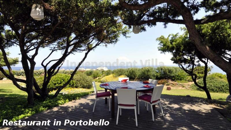 117 - Sea view Restaurant in Portobello