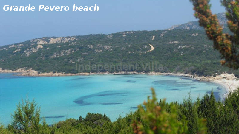 101 Grande Pevero beach